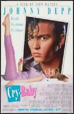 Cry-baby Poster Johnny Depp 24in x 36in