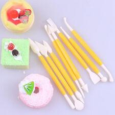 hot 8pcs/Set Fondant Cake Decorating Sugarcraft Paste Flower Modelling Tools Kit
