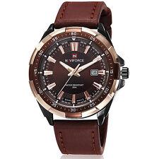 NAVIFORCE Luxury Watch Men 2017 Fashion Military Sport Watches Men's Wrist Watch