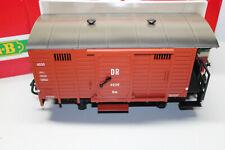 LGB 4030 2-Achser gedeckter Güterwagen Gw DR Spur G OVP