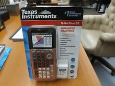 SEALED Texas Instruments TI-84 Plus CE Color Graphing Calculator, Rose Gold
