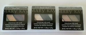 MARY KAY MINERAL EYE COLOR QUAD DISCONTINUED  KAL152-154