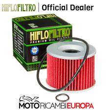 Filtro Olio Moto Hiflofiltro Hf401 - Honda Kawasaki Yamaha Triumph