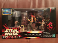 Star Wars Episode I MOS ESPA ENCOUNTER Cinema Scene: Sebulba Jar Jar Anakin NEW!
