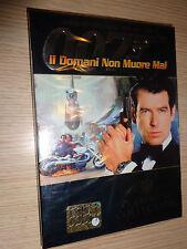 DVD N° 5 JAMES BOND PLATINUM 007 IL DOMANI NON MUORE MAI TOMORROW NEVER DIES