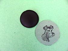 "Speaker Dust Cap 1.601"" / 41mm Hard Paper - Made In Usa"