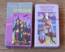 TAROCCHI STREGHE 78 CARTE DEI TAROCCHI PLASTIFICATE