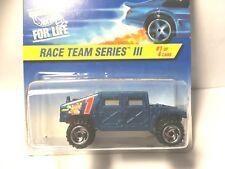 1997 Hot Wheels Hummer Race Team Series # 533