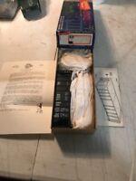 HO Scale Con-Cor 4 Limited Run Burlington Twin Bay Hopper Kit 181730 RARE
