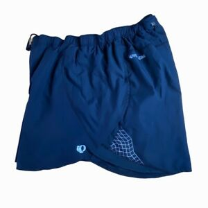 Pearl Izumi Elite series running cycling shorts XL Black liner attached bottom