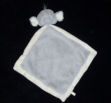 Baby Ganz Collection Emerson Gray Elephant Blanket Mini Blankie Security Lovey
