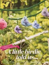 BIRD GARLAND BIRD BUNTING DK TOY KNITTING PATTERN