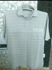 sehr leichtes Poloshirt T-Shirt  Gr. 48/50 mit Brusttasche