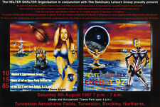 HELTER SKELTER - ENERGY 97 (TECHNODROME CD'S) 9TH AUGUST 1997 (NORTH, STEAM)