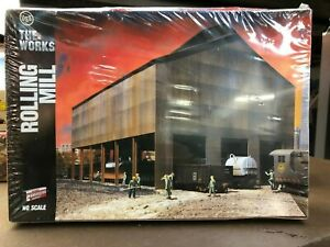 WALTHERS HO SCALE ROLLING MILL  FACTORY SEALED