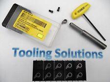 NUOVO pH CORNO 10 Fresa Scanalatura Tagliatrici SCANALARE & Tool CNC al carburo inserti