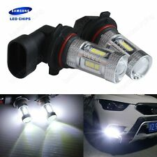 2X HB4 9006 Power Bulb 15W SAMSUNG SMD 15 LED Projector Daytime Fog Light DRL