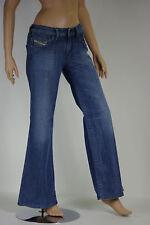 jeans femme évasé  DIESEL modele YBO taille W 26 L 32 ( T 36  )