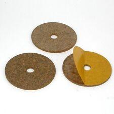 Lotto 10 pezzi Guarnizione base sughero pressato supporto cavalletto S 1,5mm