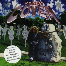 Randy Coven-witch way CD NEUF
