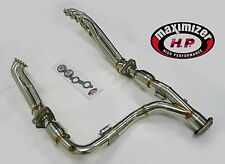 Maximizer Catted  Long Tube Header For 2007-13 Silverado 1500 6.2L 2/4WD