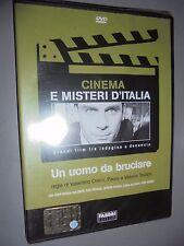 DVD CINEMA E MISTERI D'ITALIA UN UOMO DA BRUCIARE VOLONTE' PEREGO FOCAS