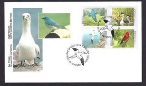 Canada  # 1631 -1634 Block  Birds of Canada   Brand New 1997 Unaddressed Issue