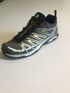 Salomon X Ultra Mens Size 11.5 Trail Hiking Shoes Contagrip