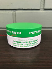Peter Thomas Roth Cucumber De-Tox Hydra-Gel Eye Patches - 60 Patches - Full Size