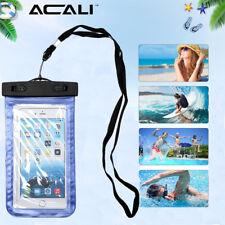 ACALI Universal Waterproof Underwater Swim Beach Phone Pouch Bag Dry Case Cover