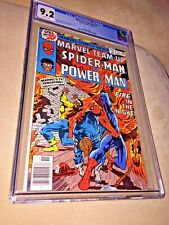Marvel Team-Up #75, CGC 9.2, White Pages