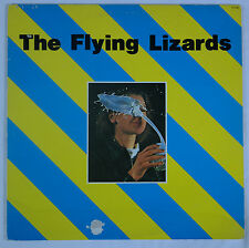 "The Flying Lizards-Original S/T 12"" Full Length Album LP 1980 Virgin V2150 VG++"
