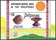 Philippines Archaeological Jars in the Philippines - Jakarta '95 O/P 1995 MNH