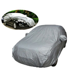 Full Car Cover Waterproof Rain Snow Heat Dust Resistant All Weather Protection