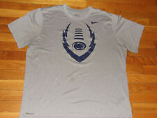 Nike Dri-Fit Penn State Football Short Sleeve Jersey Mens Xl Excellent Condition