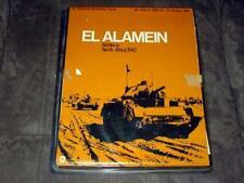 SPI - EL ALAMEIN game - Battles in North Africa 1941 Rommel vs. Montgomery (PUN)