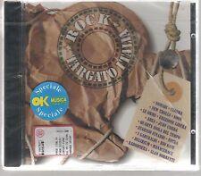 ROCK TARGATO ITALIA NOMADI NEW TROLLS ESTRA DELIRIUM CD F.C. SIGILLATO!!!