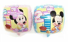 "18"" Disney baby Mickey Minnie Mouse Foil Balloon 45cm birthday"