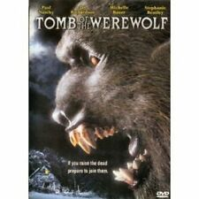 Tomb of the Werewolf (DVD) SHIPS NEXT DAY Paul Naschy Jay Richardson