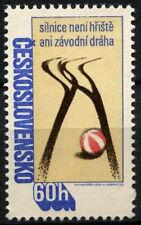 Czechoslovakia 1978 SG#2394 Road Safety MNH #D39145