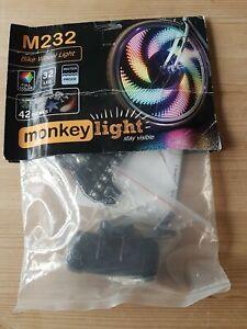 Monkey Light Bike New M232