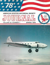 AAHS Sp78 B-25 Transport Seversky P-35 Curtiss P-36A Kellett KD-1/YG-1 Autogyro