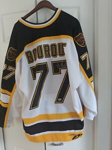 RAY BOURQUE Pro Player Authentic BOSTON BRUINS Jersey Signed /Autographed w/COA