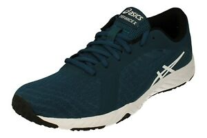 Asics Defiance X Mens Running Trainers S708N Sneakers Shoes 4501