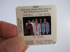 More details for original press photo slide negative - nsync - 2000 - n - justin timberlake