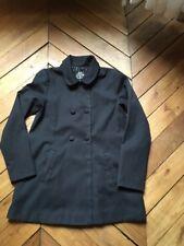 Manteau Léger Noir Monoprix 14 Ans Ou 34/36
