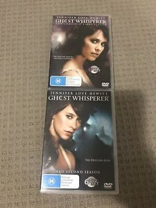 Ghost Whisperer Season 1-2 DVD