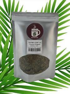 Thyme Leaf cut and shifted Thymus Vulgaris Herbal Tea