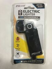 Pilot USB Rechargeable Electric Lighter Brand New Sealed Package