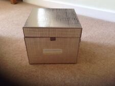 FRENCH CONNECTION EMPTY STORAGE GIFT BOX BRAND NEW